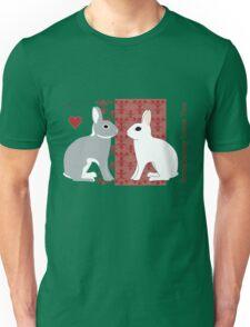 Somebunny Loves You Unisex T-Shirt
