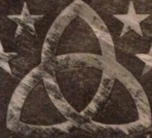 The 100 Sky People (Ark Guard Symbol) Sticker