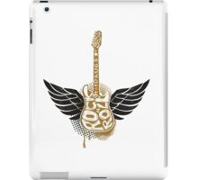 Sex, drugs and rock n' roll. iPad Case/Skin