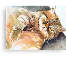 Sweet companion Canvas Print