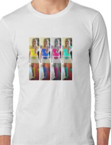 What to wear??? Long Sleeve T-Shirt