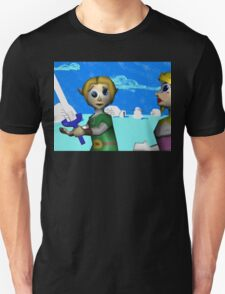The Light of Courage: Winter Wonderland T-Shirt