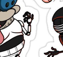 Kylo Ren n' Stimpy Sticker