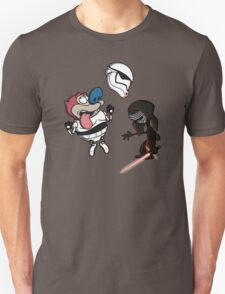 Kylo Ren n' Stimpy T-Shirt