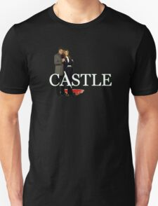 Castle and Beckett Unisex T-Shirt