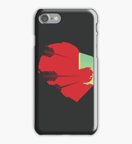 love at first sight - part I iPhone Case/Skin