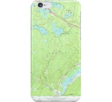 New York NY Yankee Lake 137050 1966 24000 iPhone Case/Skin