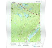 New York NY Yankee Lake 137050 1966 24000 Poster
