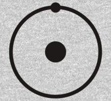 Hydrogen Atom One Piece - Long Sleeve