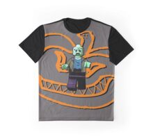 The pumpkin monster is coming!!! Graphic T-Shirt