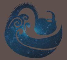 Tidal Class - Galaxy Baby Tee