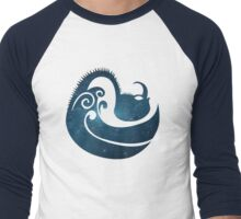 Tidal Class - Galaxy Men's Baseball ¾ T-Shirt
