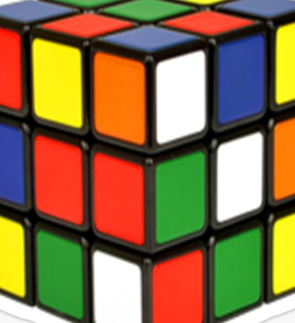3x3 magic cube Sticker