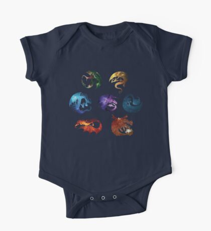 Dragon Classes - Galaxy One Piece - Short Sleeve