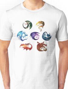 Dragon Classes - Galaxy Unisex T-Shirt