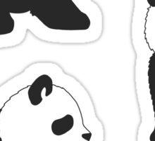 Tiny Panda Sticker
