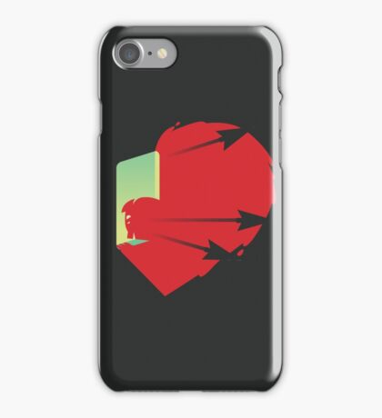 love at first sight - part II iPhone Case/Skin