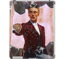 Doctor Who: Series 9 Ultimate Poster iPad Case/Skin