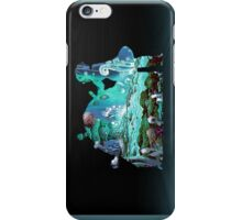 Nausicaä & Baby Ohmu iPhone Case/Skin