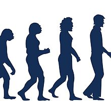 Human Evolution - Dr. Who by SarGraphics