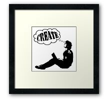Create Framed Print