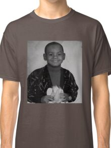LeBron James (Kid BW) Classic T-Shirt