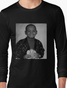 LeBron James (Kid BW) Long Sleeve T-Shirt