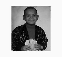 LeBron James (Kid BW) Unisex T-Shirt