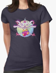 Mega Medicham Womens Fitted T-Shirt