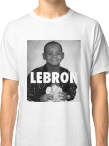 Lebron James (LeBron) Classic T-Shirt