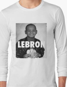 Lebron James (LeBron) Long Sleeve T-Shirt