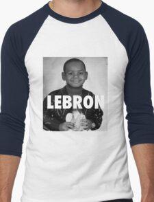Lebron James (LeBron) Men's Baseball ¾ T-Shirt