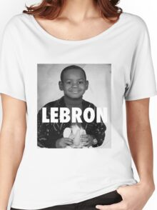 Lebron James (LeBron) Women's Relaxed Fit T-Shirt