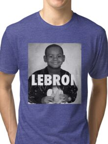 Lebron James (LeBron) Tri-blend T-Shirt