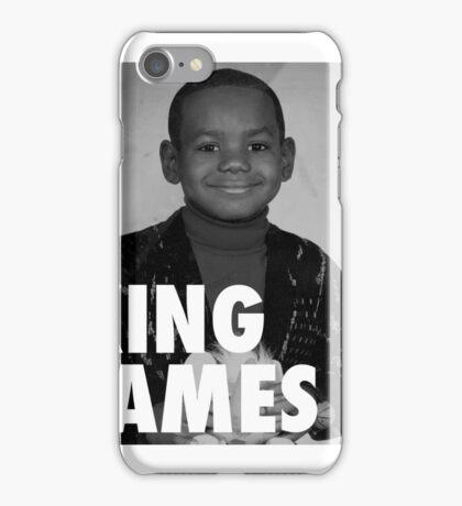 Lebron James (KING JAMES) iPhone Case/Skin