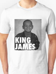 Lebron James (KING JAMES) T-Shirt