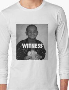 LeBron James (Witness) Long Sleeve T-Shirt