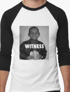 LeBron James (Witness) Men's Baseball ¾ T-Shirt