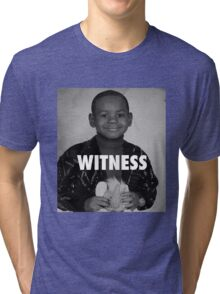 LeBron James (Witness) Tri-blend T-Shirt