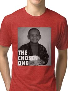 LeBron James (The Chosen One) Tri-blend T-Shirt