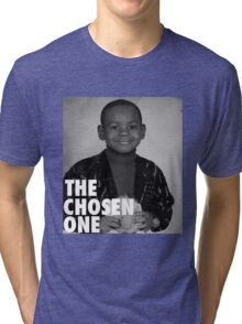 LeBron James (The Chosen One) Tri-blend T-Shirt