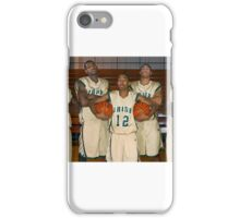LeBron James (High School Team) iPhone Case/Skin