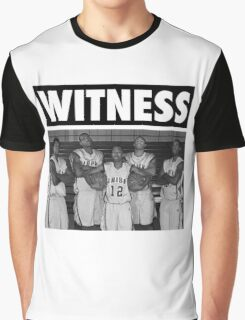 LeBron James (High School Witness) Graphic T-Shirt