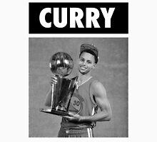 Stephen Curry (Championship Trophy BW) T-Shirt