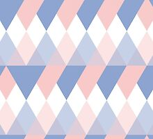 Triangular Diamond (Colour of the year) by 04kathy