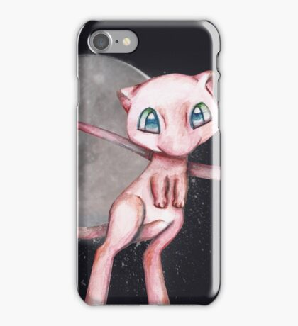 Mew in space iPhone Case/Skin