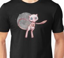 Mew in space Unisex T-Shirt