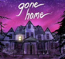 Gone Home by baybayse