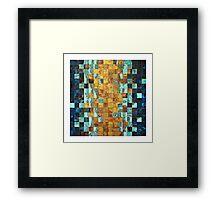 Global Series Framed Print