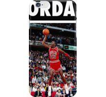 Michael Jordan (Dunk) iPhone Case/Skin